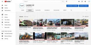 Leedale Youtube Channel