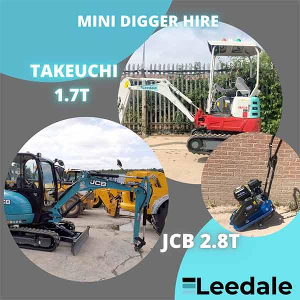 Mini Digger